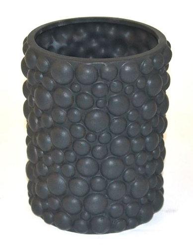 Vase Black Medium