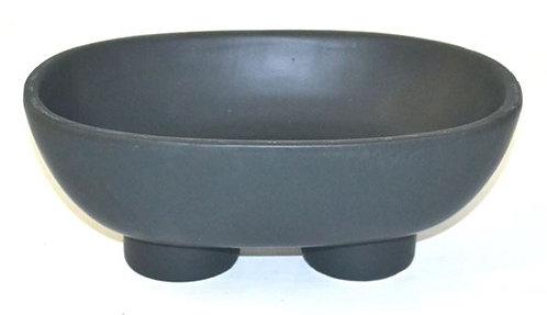 Dish Ceramic Black