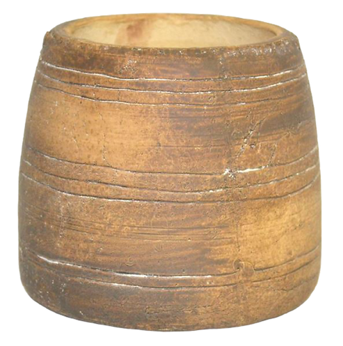 Pot Aged XSmall Wood Look