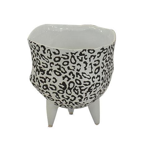 Leopard Pot Small