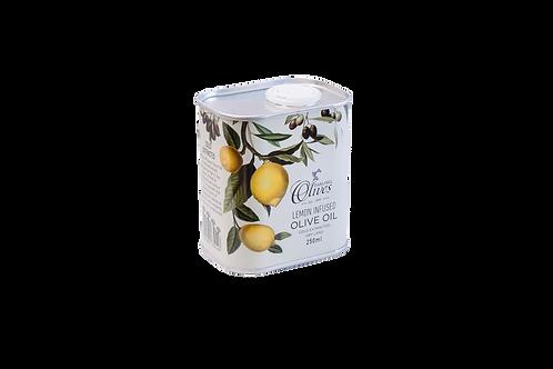 Infused Lemon Olive Oil