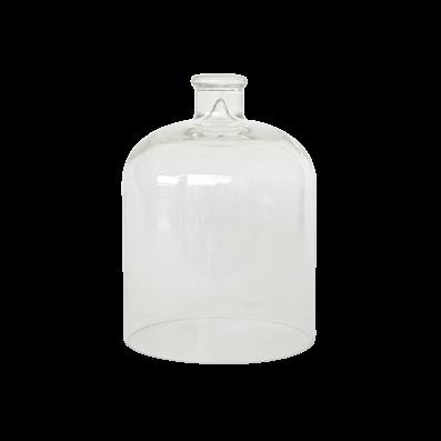 Glass Dome Fat Knob