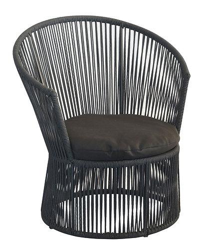 String Chair Black