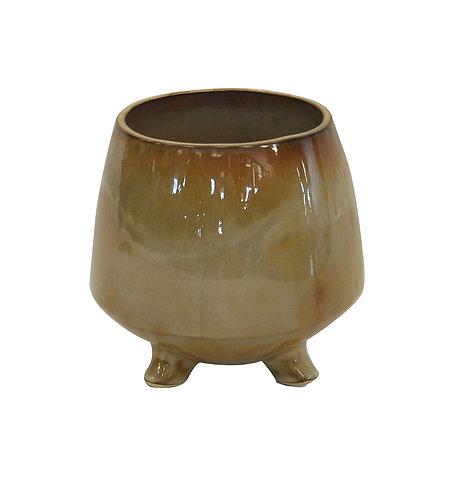 Ceramic Oyster Pot
