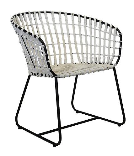 White Pol Chair