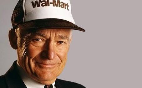 Sabías que a Sam Walton le dijeron que no servía para el retail?