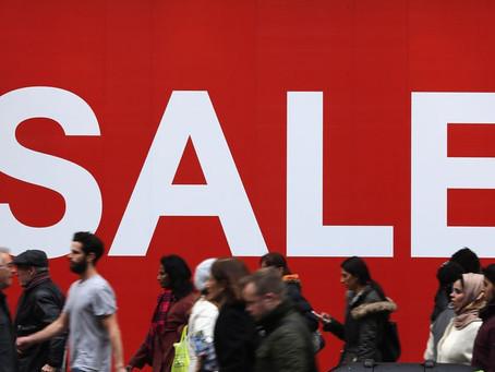 ¿Qué son las ventas a tiendas comparables?