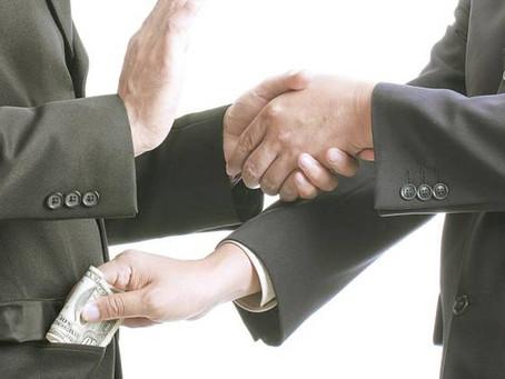 De la corrupción en las cadenas comerciales