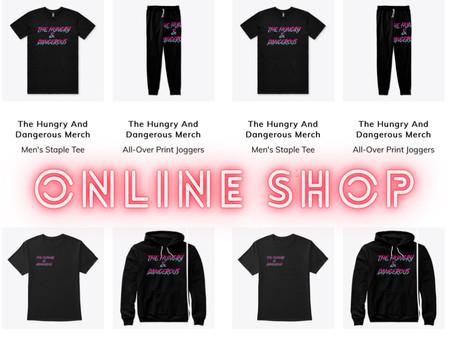 H&D Online Shop Launched!