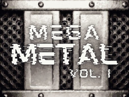 Mega Metal Vol 1 out now on APM Music/TuneGo Music Libraries