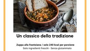 La nostra zuppa alla Frantoiana