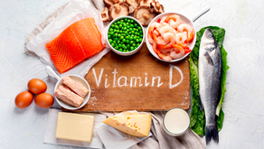 I cibi carichi di Vitamina D