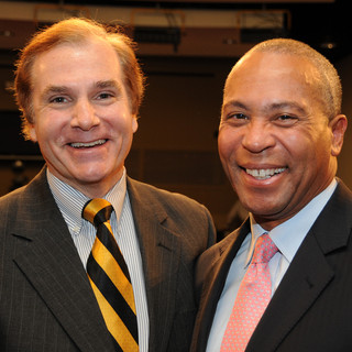 Governor of Massachusetts, Deval Patrick