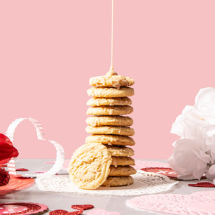 Sugar Cookie Drizzles