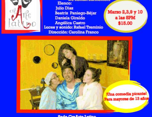 Mis tres cuñadas me acosan - CreArte Latino