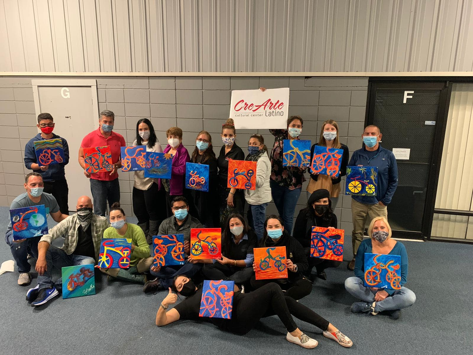 Paint and fun 2020