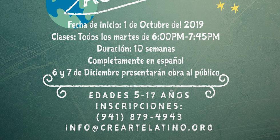 Taller de Actuación Infantil en español