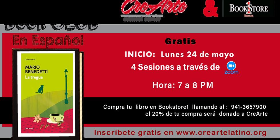 Amigos Book Club 'La Tregua'