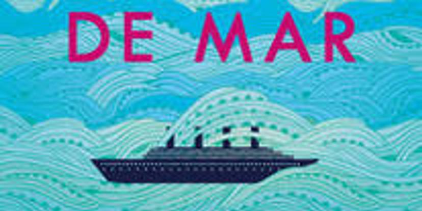 Amigos Book Club 'Largo pétalo de mar'