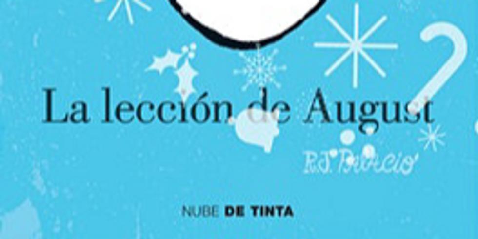 Amigos Book Club 'La lección de August'