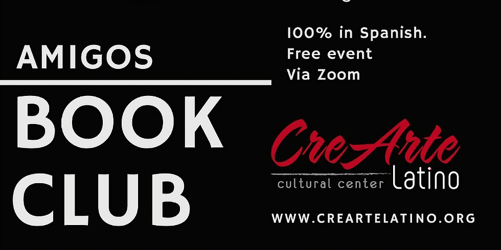 Amigos Book Club 'Y líbranos del mal'