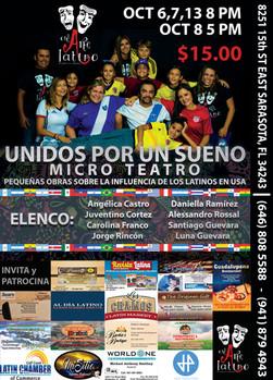 Unidos por un Sueño_CreArte Latino