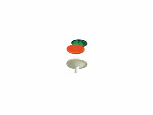 Tavolo guscio per colonna porta ombrellone