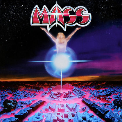 "MASS ""New Birth"" Anniversary Remasters Edition CD"