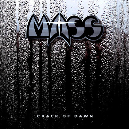 "MASS ""Crack of Dawn"" CD"