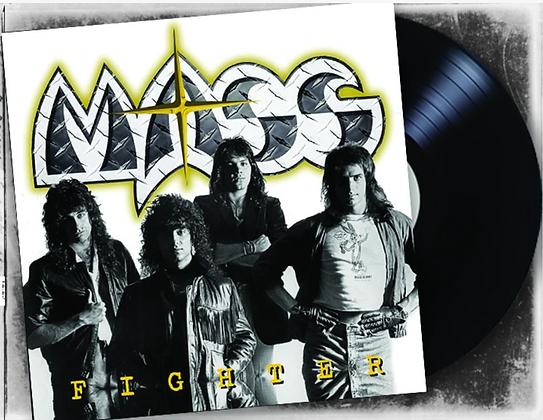 "MASS ""Fighter"" Vinyl"