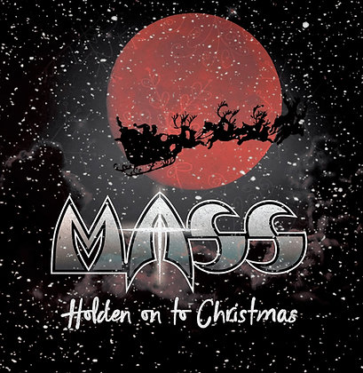 "MASS ""Holden on to Christmas"" CD"