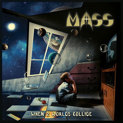 """MASS """"When 2 Worlds Collide"""" CD"""