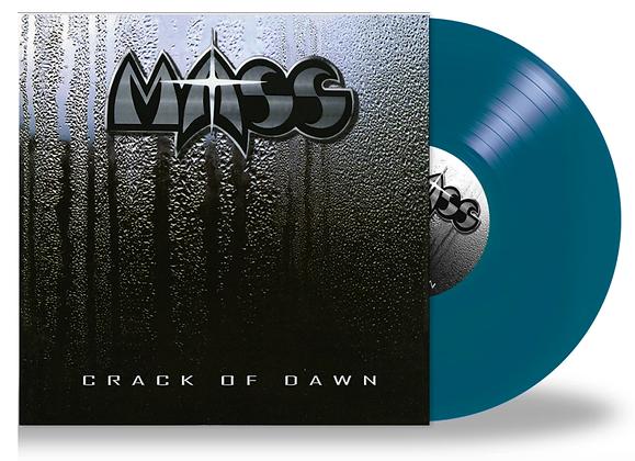 "MASS ""Crack of Dawn"" Black Vinyl"