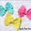 Thumbnail: Swarovski Crystal Pinwheel Bows - 4 sizes