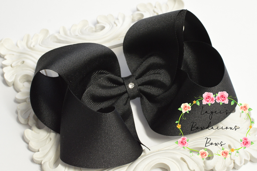 "Super Large Boutique Hair Bows - 7"" bows"
