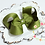 "Thumbnail: Petite Medium Boutique Hair Bows - 3.25"" bows"