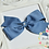 "Thumbnail: Large Demi Pinwheel Hair Bows - 4.5"" bows"