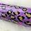 Thumbnail: Purple Leopard Glitter Tumbler