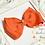 "Thumbnail: Petite Large Classic Hair Bows - 4.5"" bows"