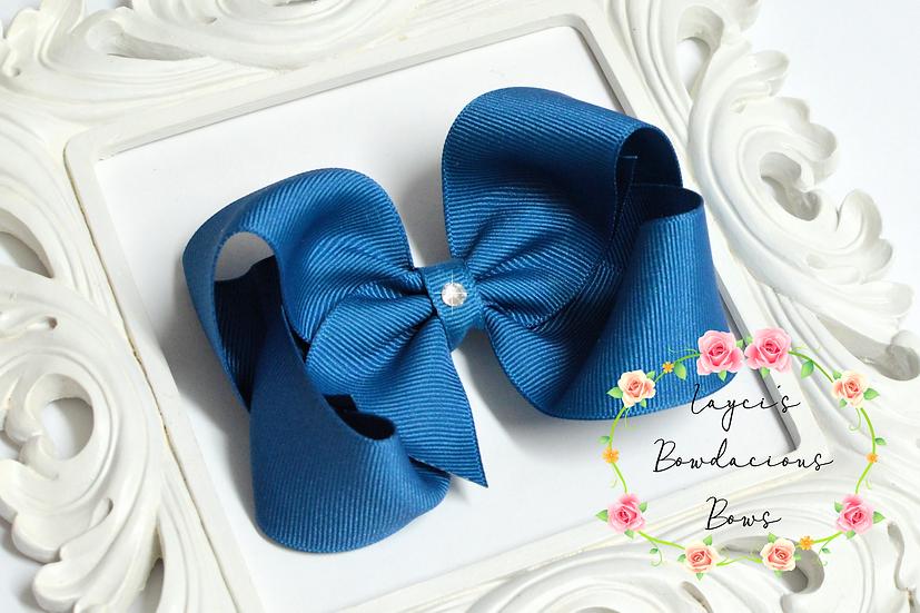 """Petite Large Boutique Hair Bows - 4"""" bows"""