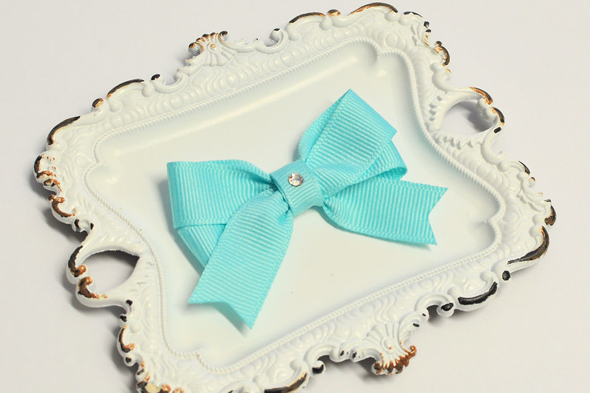 Petite Small Tails Down Hair Bows