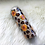 Thumbnail: Gold Leopard Print with Sunflowers Glitter Tumbler