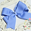 "Thumbnail: Extra Large Tails Down Hair Bows - 5.5"" bows"