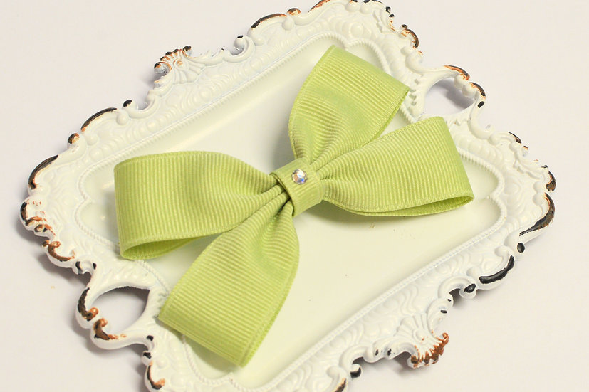 Medium Double Bow Tie Hair Bows
