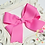"Thumbnail: Large Tails Down Hair Bows - 5"" bows"