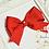 """Thumbnail: Petite Medium Tails Down Hair Bows - 3.75"""" bows"""
