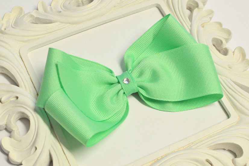 Large Classic Hair Bows
