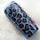Thumbnail: Blue and Copper Leopard Glitter Tumbler