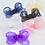 Thumbnail: Sheer Organza Boutique Hair Bows