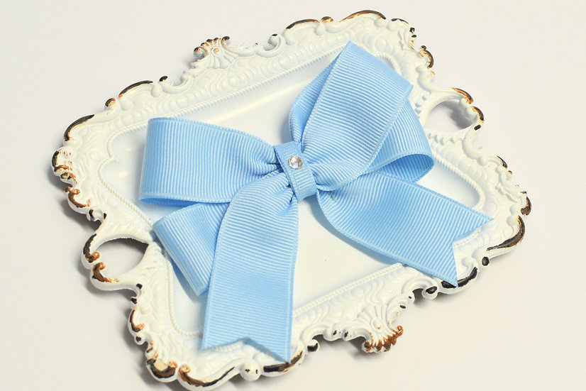 Petite Large Tails Down Hair Bows